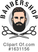 Barber Clipart #1631156 by Vector Tradition SM