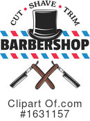 Barber Clipart #1631157 by Vector Tradition SM
