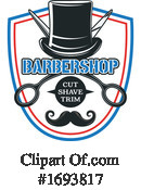 Barber Clipart #1693817 by Vector Tradition SM