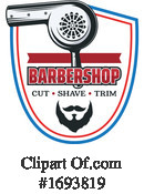 Barber Clipart #1693819 by Vector Tradition SM