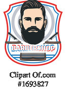 Barber Clipart #1693827 by Vector Tradition SM