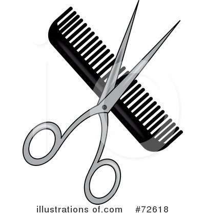 Hair Stylist Clipart #72618 by Pams Clipart