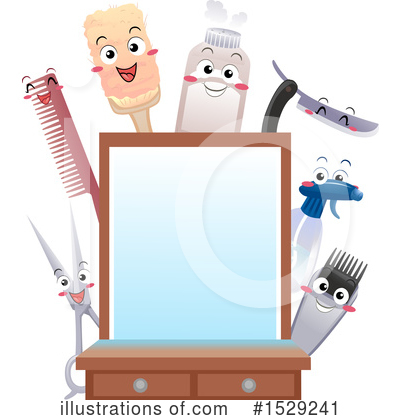 Royalty-Free (RF) Barber Shop Clipart Illustration by BNP Design Studio - Stock Sample #1529241