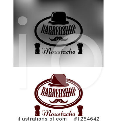 Barbershop Clipart #1254642 by Vector Tradition SM