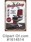 Barbershop Clipart #1614514 by Vector Tradition SM