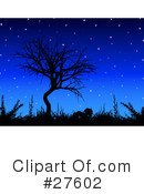 Bare Tree Clipart #27602 by KJ Pargeter