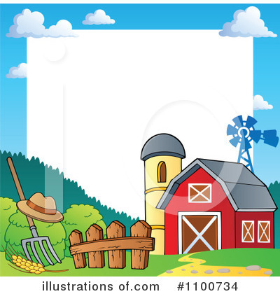 Windmill Clipart #1100734 by visekart