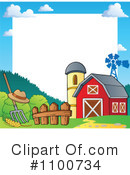 Barn Clipart #1100734 by visekart