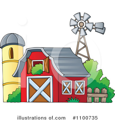 Farm Clipart #1100735 by visekart