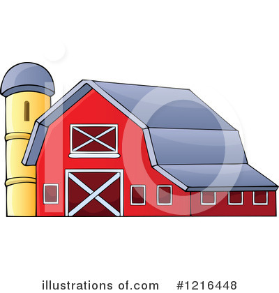 Farm Clipart #1216448 by visekart