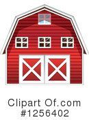 Barn Clipart #1256402 by Graphics RF