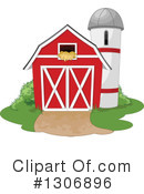 Barn Clipart #1306896 by Pushkin
