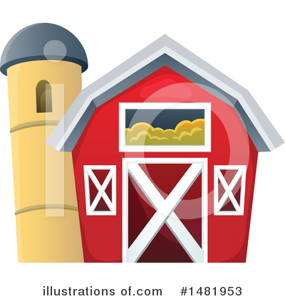 Farm Clipart #1481953 by visekart