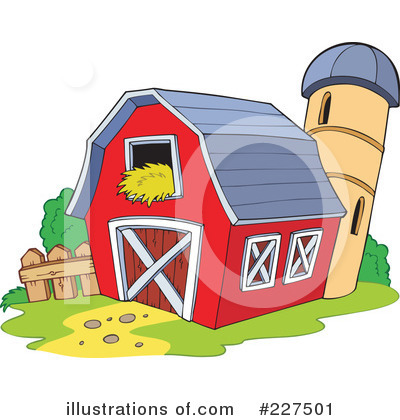 Farm Clipart #227501 by visekart