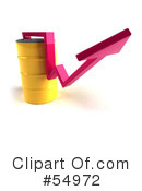 Royalty-Free (RF) Barrel Of Oil Clipart Illustration #54972