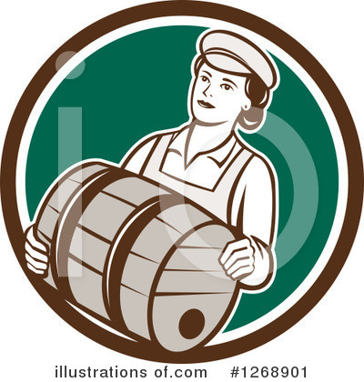 Beer Clipart #1268901 by patrimonio