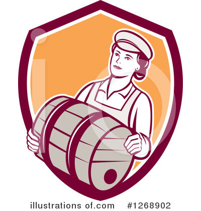 Beer Clipart #1268902 by patrimonio
