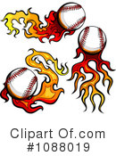 Baseball Clipart #1088019 by Chromaco