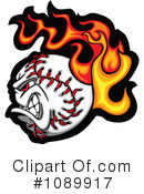 Baseball Clipart #1089917 by Chromaco