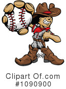 Baseball Clipart #1090900 by Chromaco