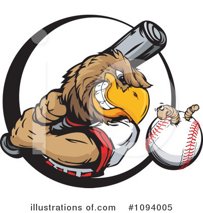 Eagle Clipart #1094005 by Chromaco