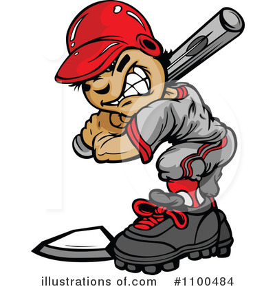 Baseball Clipart #1100484 by Chromaco