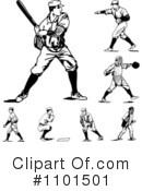 Baseball Clipart #1101501 by BestVector