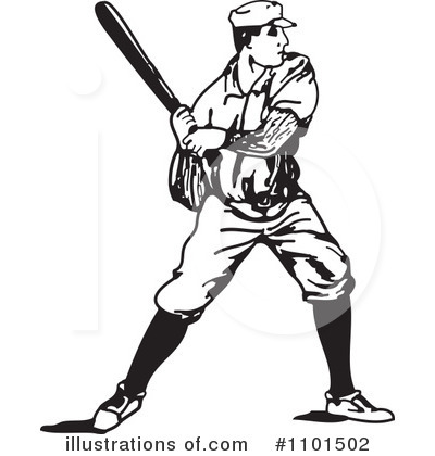 Baseball Clipart #1101502 by BestVector