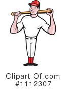Baseball Clipart #1112307 by patrimonio