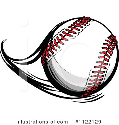 Baseball Clipart #1122129 by Chromaco