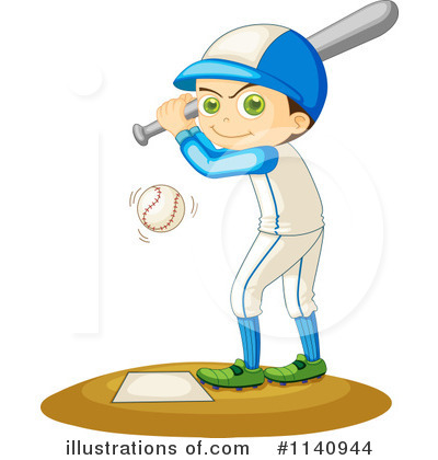 Baseball Clipart #1140944 by Graphics RF