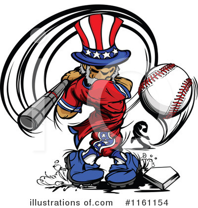 Uncle Sam Clipart #1161154 by Chromaco