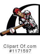 Baseball Clipart #1171597 by Chromaco