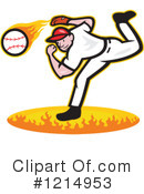 Baseball Clipart #1214953 by patrimonio