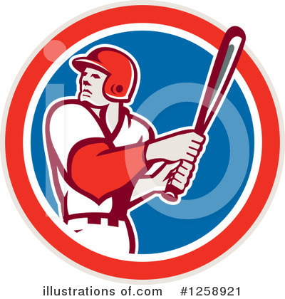 Baseball Clipart #1258921 by patrimonio