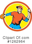 Baseball Clipart #1262964 by patrimonio