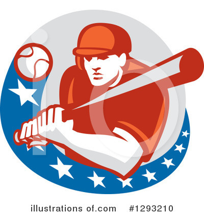 Baseball Clipart #1293210 by patrimonio