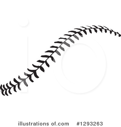 Baseball Clipart #1293263 by Johnny Sajem