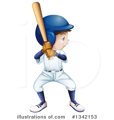 Baseball Clipart #1342153 by Graphics RF