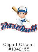 Baseball Clipart #1342155 by Graphics RF