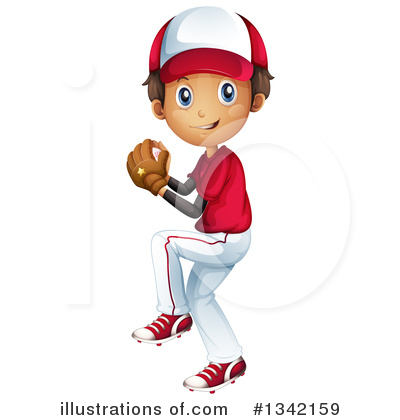 Baseball Clipart #1342159 by Graphics RF