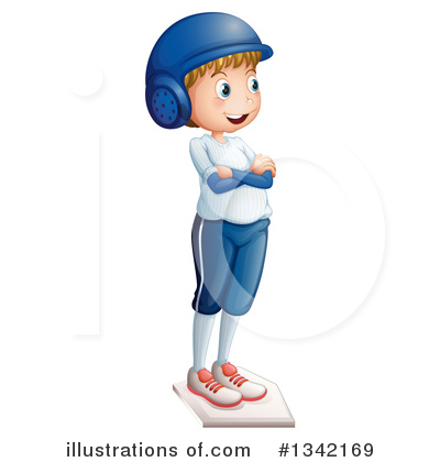 Baseball Clipart #1342169 by Graphics RF