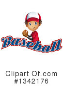 Baseball Clipart #1342176 by Graphics RF