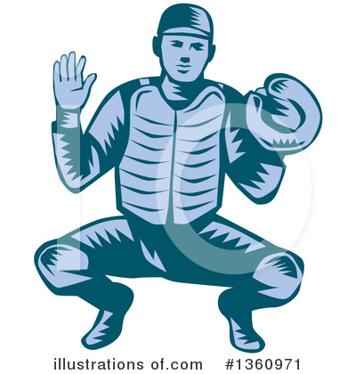 Baseball Clipart #1360971 by patrimonio