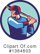 Baseball Clipart #1364603 by patrimonio