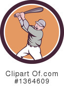 Baseball Clipart #1364609 by patrimonio