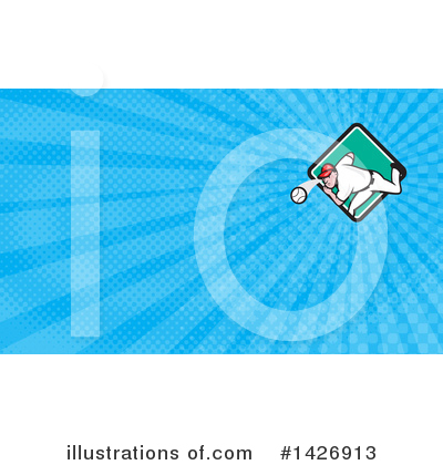 Business Card Design Clipart #1426913 by patrimonio