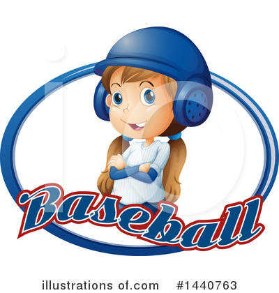 Baseball Clipart #1440763 by Graphics RF