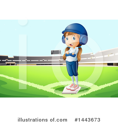 Baseball Clipart #1443673 by Graphics RF