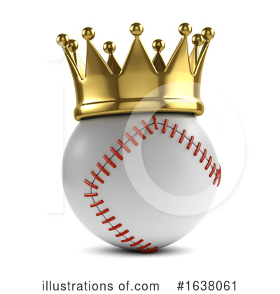 Baseball Clipart #1638061 by Steve Young
